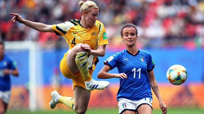 FRANCE SOCCER FIFA WOMEN'S WORLD CUP