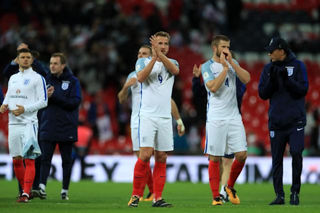 Work to do: England have issues to address before they fly off to the World Cup