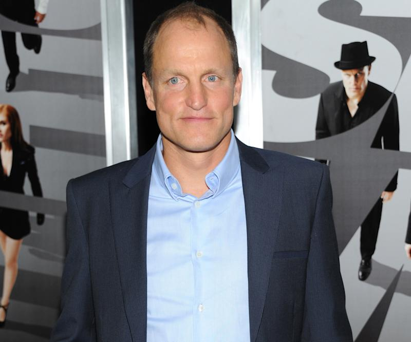 "FILE - In this May 21, 2013 file photo, actor Woody Harrelson attends the ""Now You See Me"" premiere at AMC Lincoln Square in New York. The 51-year-old actor is the co-founder of Prairie Pulp & Paper Inc., which launched its brand of environmentally friendly paper Wednesday, June 19, 2013. (Photo by Evan Agostini/Invision/AP, File)"