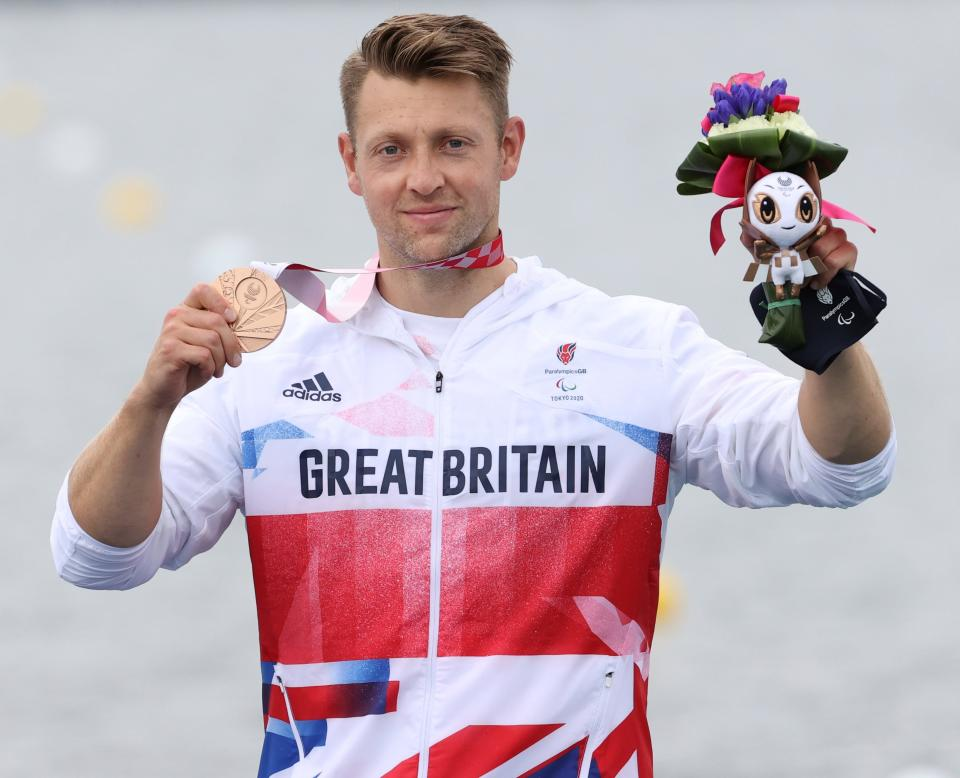 Oliver completed an unforgettable sporting turnaround by banking bronze at Tokyo 2020