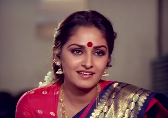 Jaya Prada : She was a strong influence in her party because of her amazing personality.