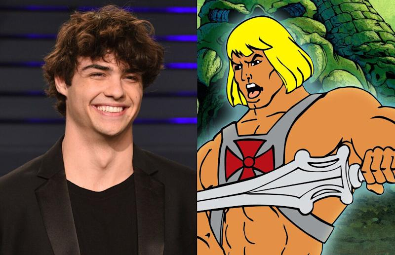 Noah Centineo has signed on to play He-Man for Sony in 'Masters of the Universe'. (Photo by Evan Agostini/Invision/AP)