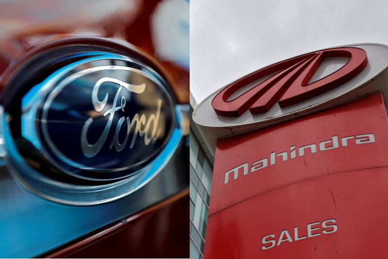 Mahindra and Ford Announce Joint Venture, Three New Utility Vehicles in the Cards for India