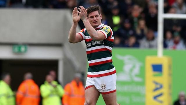 There were no shocks in the Premiership on Saturday as three of the top four - Leicester, Exeter and Saracens - claimed victories.