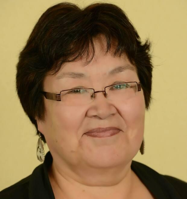 Rebecca Kudloo of Baker Lake, Nunavut, is the president of Pauktuutit.  (Submitted by Pauktuutit Inuit Women of Canada - image credit)