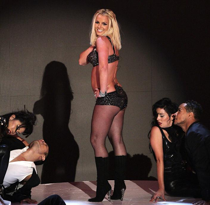Britney Spears (Kevin Winter / Getty Images)
