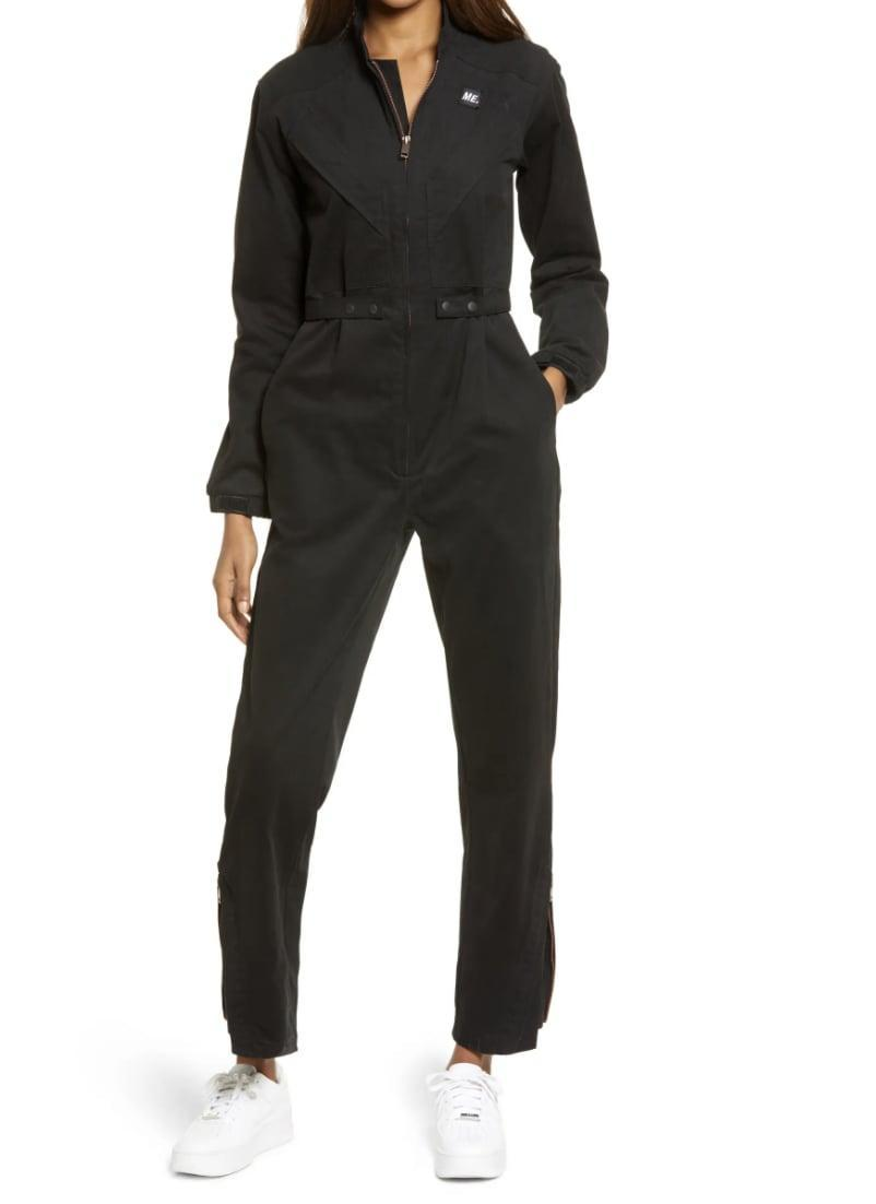 <p>We just found our off-duty look in the <span>Melody Eshani Bessie Cotton Jumpsuit</span> ($132).</p>