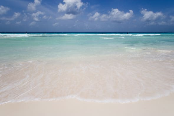 bbc journalist missing ater swim at Rockley Beach in barbados