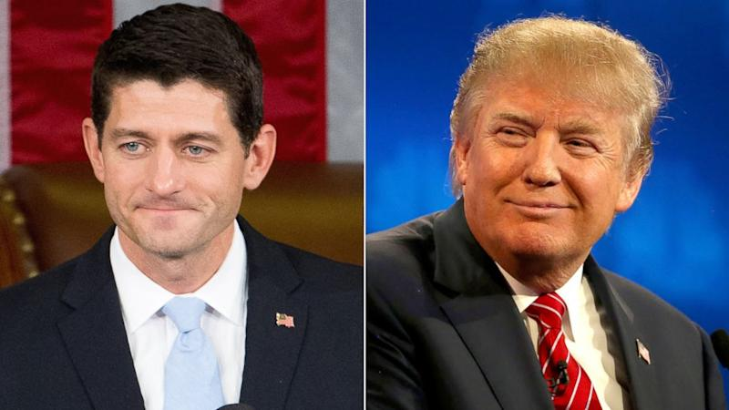 McConnell, Ryan Challenge Trump to Disavow White Supremacists