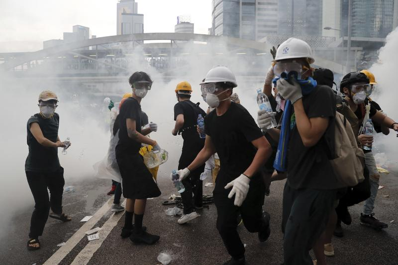 International Pressure Is Growing on Hong Kong Over the Controversial Extradition Bill