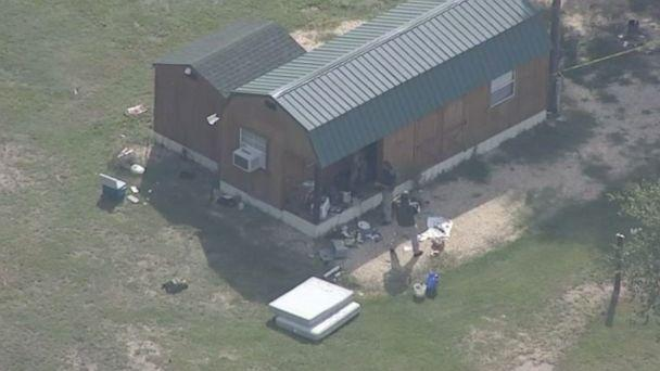 PHOTO: Two North Carolina State Bureau of Investigation agents were injured in an explosion in Sampson County, North Carolina. (WTVD)