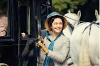 "<p>We're living in the era of the Hollywood remake, and the latest classic tale to be reimagined for the small screen is William Makepeace Thackeray's 1847 serial novel, <em>Vanity Fair</em>. Olivia Cooke stars in the series, which tells the story of Becky Sharp, an orphan determined to improve her station in life—by any means necessary.</p><p><strong>How to Watch: </strong><em>Vanity Fair</em> is available to watch on <a href=""https://www.amazon.com/dp/B07KFQRH21/?tag=syn-yahoo-20&ascsubtag=%5Bartid%7C10063.g.35536528%5Bsrc%7Cyahoo-us"" rel=""nofollow noopener"" target=""_blank"" data-ylk=""slk:Amazon"" class=""link rapid-noclick-resp"">Amazon</a>.</p>"