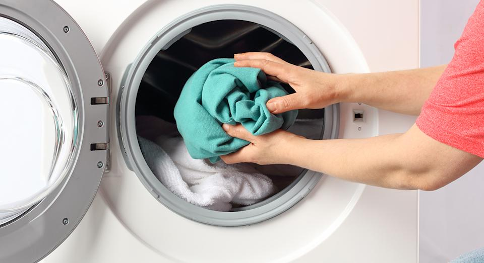 Washing machine keep shaking? You need this gadget. (Getty Images)
