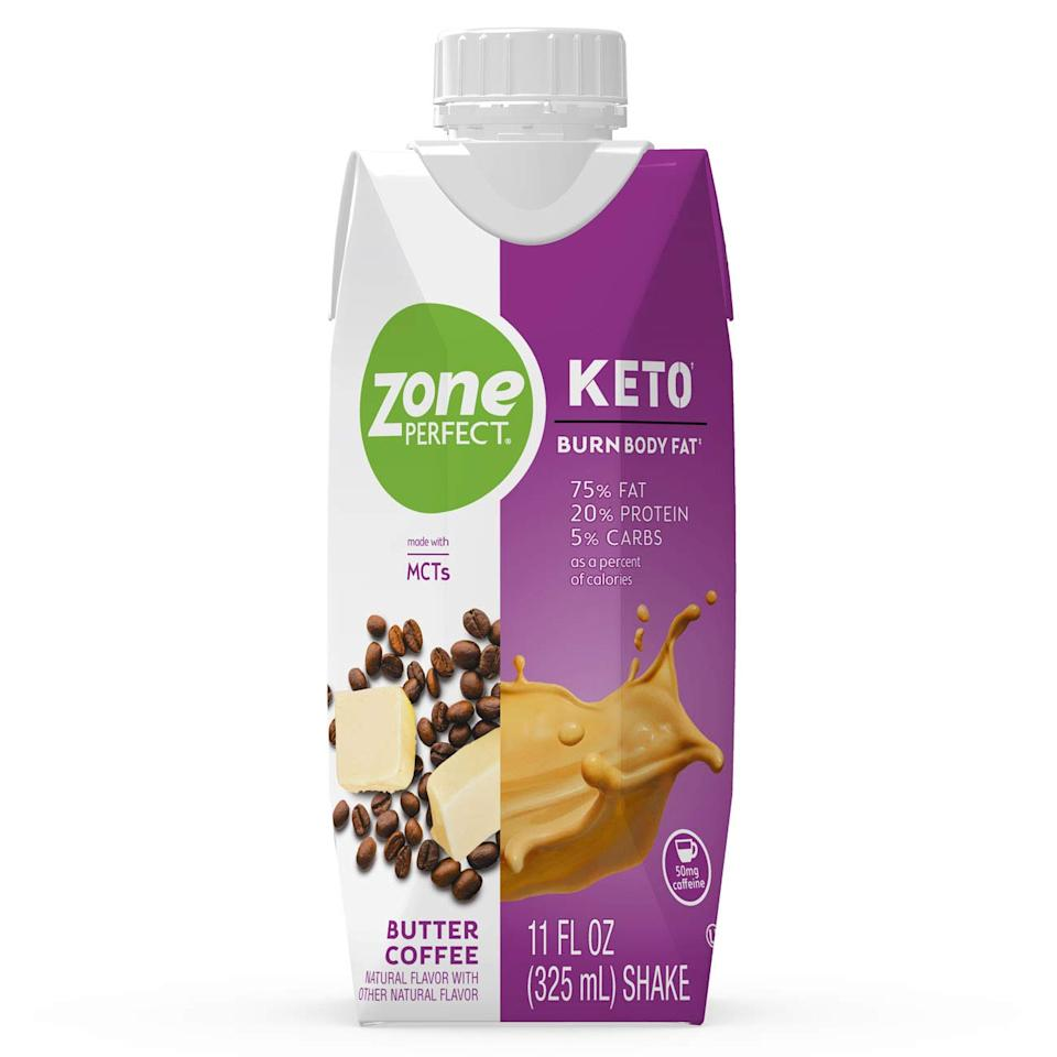 Your new morning drink—rich, delicious, energizing, and totally Keto. (Photo: Amazon)