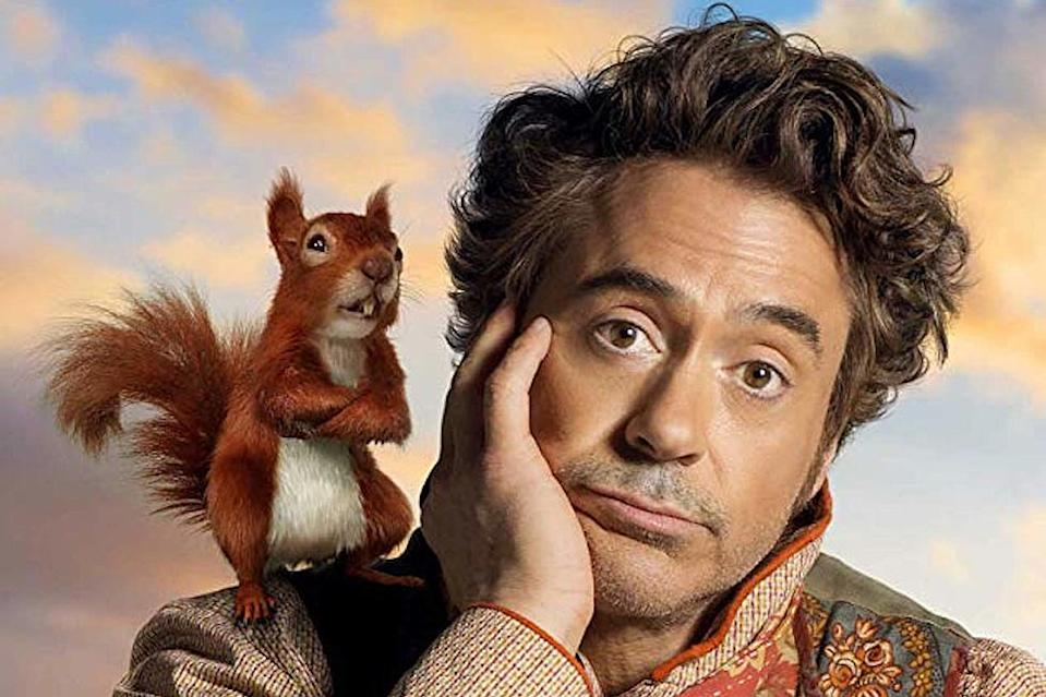 Robert Downey Jr in Dolittle (Credit: Universal)