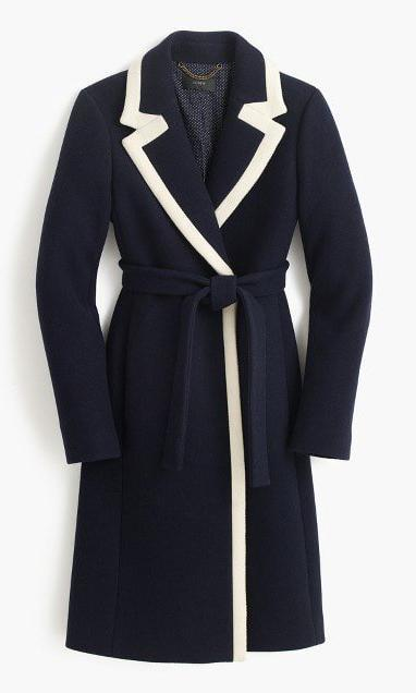 Look no further for the perfect AW18 coat [Photo: J. Crew]