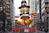 "<p>The <a href=""https://www.visitphilly.com/things-to-do/events/philadelphia-thanksgiving-day-parade/"" rel=""nofollow noopener"" target=""_blank"" data-ylk=""slk:Philadelphia Thanksgiving Day Parade"" class=""link rapid-noclick-resp"">Philadelphia Thanksgiving Day Parade</a>, which started in 1920, is the oldest in the country. It was originally hosted by Gimbels but was renamed to 6ABC Boscov's Thanksgiving Day Parade<span class=""redactor-invisible-space""> in 1986, when the department store closed. Today, Dunkin' Donuts is the co-sponsor. </span></p>"