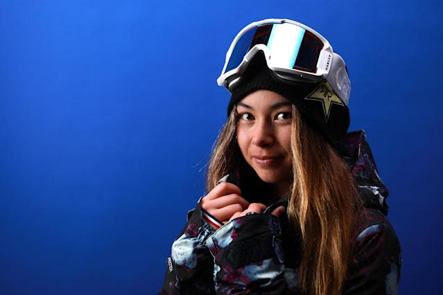 <p>Two years ago, she won a gold medal in big air at the 2016 Youth Olympics. (Getty) </p>