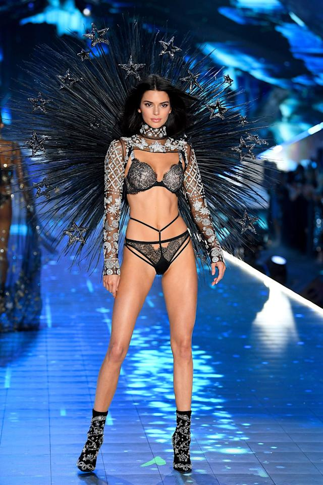 """<p><a rel=""""nofollow"""" href=""""https://www.cosmopolitan.com/style-beauty/fashion/a23303345/victorias-secret-fashion-show-details-2018/"""">The Victoria's Secret Fashion Show</a>, a.k.a. the most star-studded lingerie event of the year, has finally happened! Here, a look at all the drop-dead gorgeous outfits-<a rel=""""nofollow"""" href=""""https://www.cosmopolitan.com/style-beauty/fashion/g23460815/victorias-secret-angels-models-2018/"""">and models</a>-that graced the runway. </p>"""