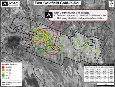 East Goldfield Nevada (CNW Group/ATAC Resources Ltd.)