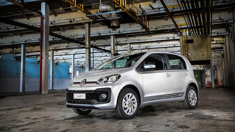 Volkswagen Up! Connect 2020