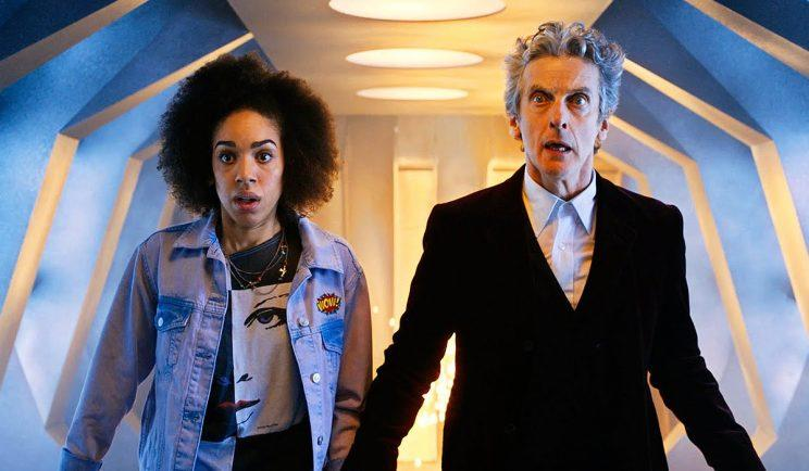 Bill Potts encounters the Daleks - Credit: BBC