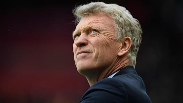 David Moyes Sunderland Premier League