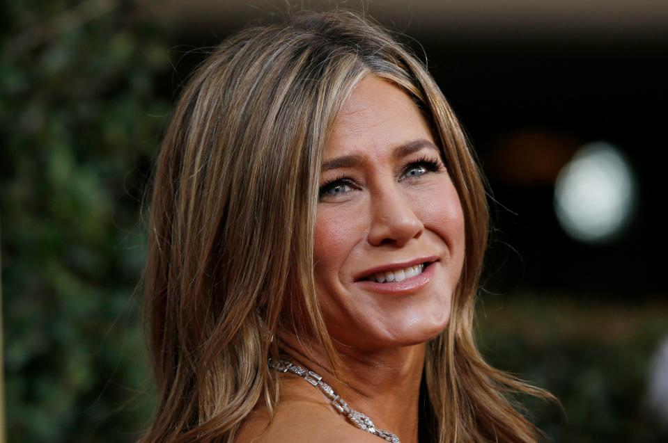 Jennifer Aniston (REUTERS/Mario Anzuoni)