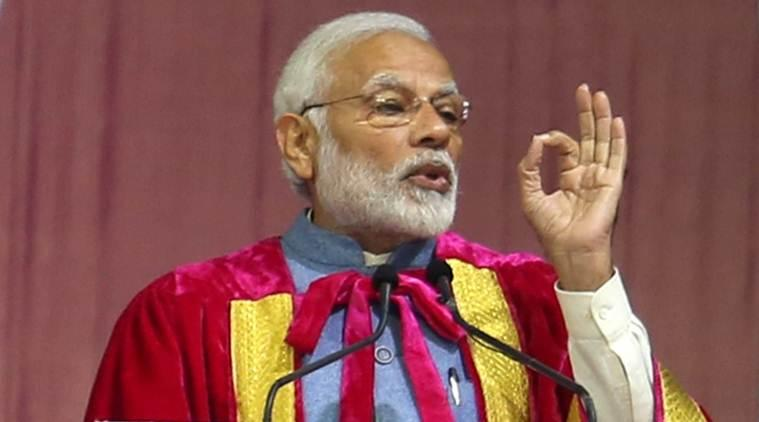 pm modi, pm modi speech, pm modi term, modi pm term, modi science, india science, indian science congress, india news, latest news, indian express
