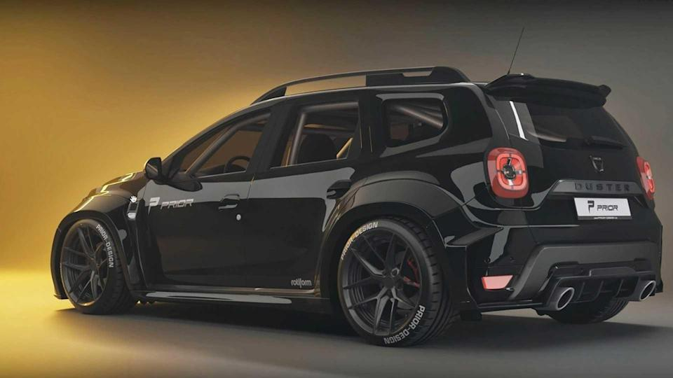 Dacia Duster Widebody by Prior Design