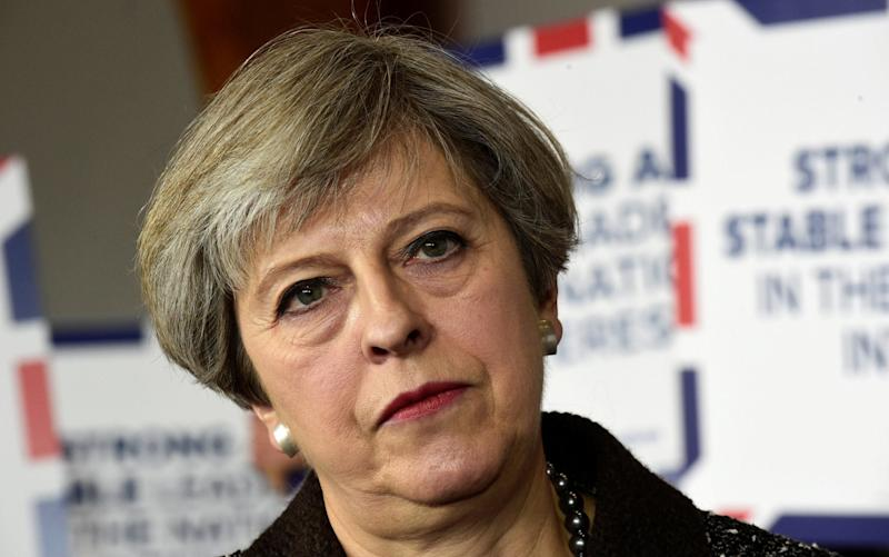Prime Minister Theresa May said requests formally agreed by EU leaders were simply a negotiating position.  - Getty Images Europe
