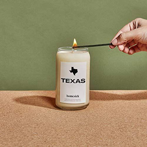 """<p><strong>Homesick Candles</strong></p><p>amazon.com</p><p><strong>$51.84</strong></p><p><a href=""""https://www.amazon.com/dp/B06XGJQ5DB?tag=syn-yahoo-20&ascsubtag=%5Bartid%7C10055.g.33798834%5Bsrc%7Cyahoo-us"""" rel=""""nofollow noopener"""" target=""""_blank"""" data-ylk=""""slk:Shop Now"""" class=""""link rapid-noclick-resp"""">Shop Now</a></p><p>When they miss home (or their home away from home), they can light this candle, which is scented with flavors that best represent their home state. Texas, for example, has notes of leather, pine, and citrus.</p><p><strong>RELATED:</strong> <a href=""""https://www.goodhousekeeping.com/holidays/gift-ideas/g4670/best-friend-gifts/"""" rel=""""nofollow noopener"""" target=""""_blank"""" data-ylk=""""slk:Best Friend Gifts for Your #1"""" class=""""link rapid-noclick-resp"""">Best Friend Gifts for Your #1 </a></p>"""