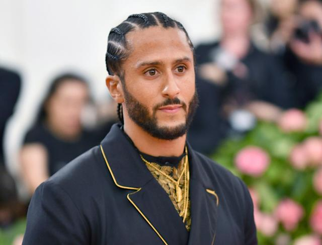 Colin Kaepernick Marks 3rd Anniversary Of Protesting Police Violence With Video