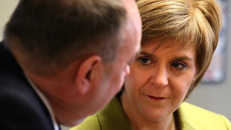 Nicola Sturgeon: I have nothing to hide from Alex Salmond inquiry