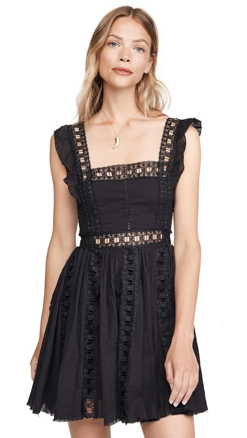 "<br><br><strong>Free People</strong> Verona Dress, $, available at <a href=""https://amzn.to/370qgVe"" rel=""nofollow noopener"" target=""_blank"" data-ylk=""slk:Amazon Fashion"" class=""link rapid-noclick-resp"">Amazon Fashion</a>"