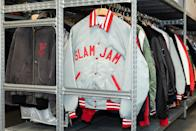 """""""One of the first items customized for the growing Slam Jam team, this means a lot to me."""""""