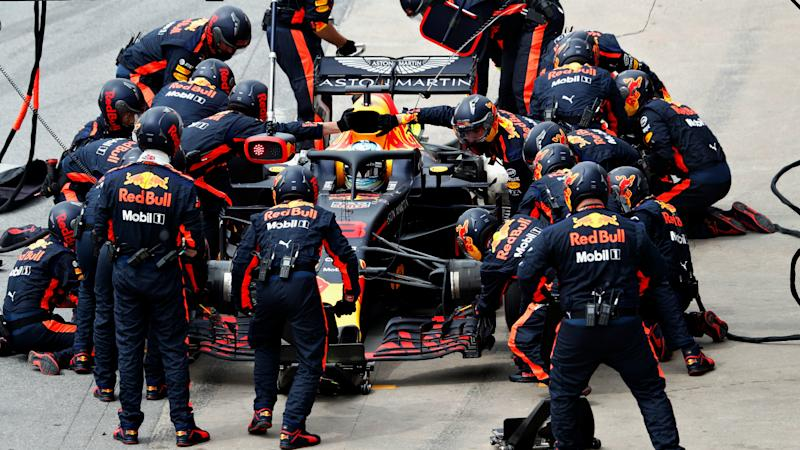 Red Bull will not have works team label, confirm Honda