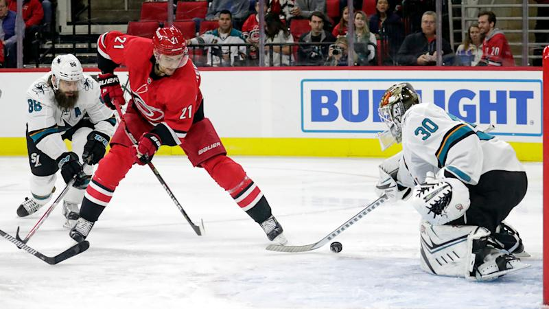 Sharks takeaways: What we learned in 3-2 shootout loss vs. Hurricanes