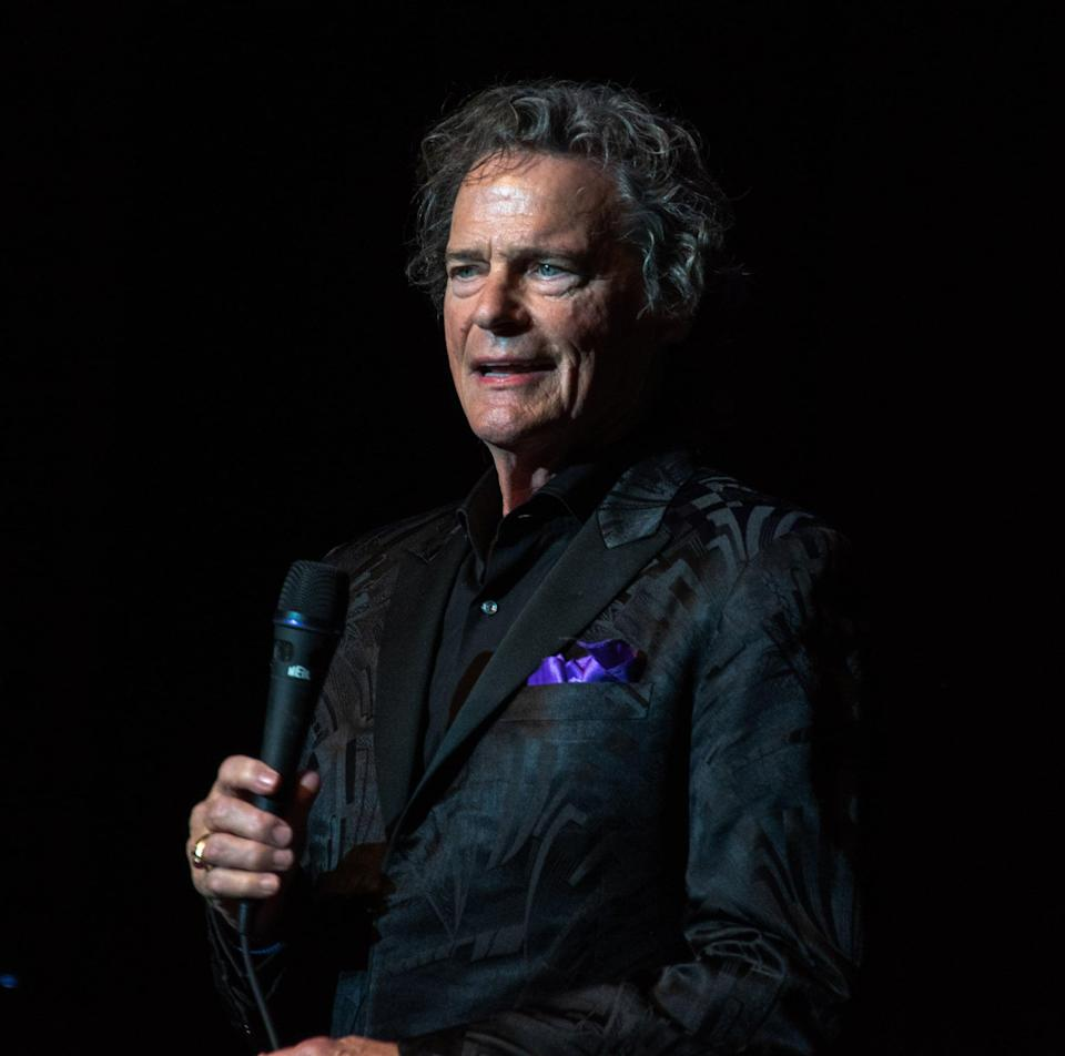 """<p>The """"Raindrops Keep Fallin' on My Head"""" singer, B.J. Thomas, <a href=""""https://www.cnn.com/2021/05/29/entertainment/singer-bj-thomas-death/index.html"""" class=""""link rapid-noclick-resp"""" rel=""""nofollow noopener"""" target=""""_blank"""" data-ylk=""""slk:died on May 29 at age 78"""">died on May 29 at age 78</a>. According to his publicist, B.J.'s death came after a battle with lung cancer. He is survived by his wife, Gloria, and three daughters.</p>"""