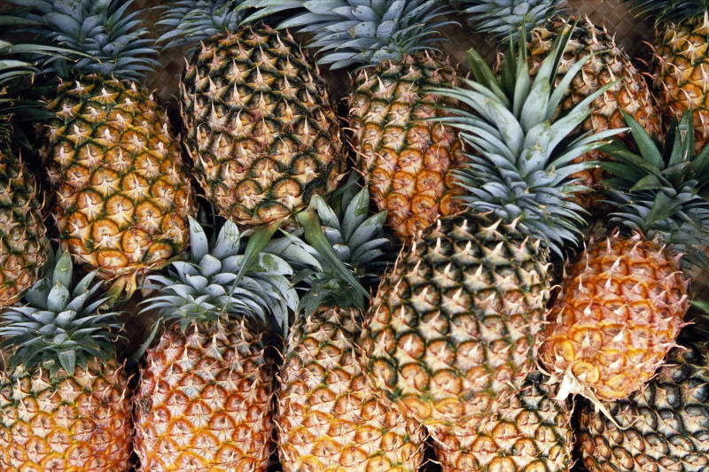 Girl, 14, charged with using pineapple to attack allergic schoolmate