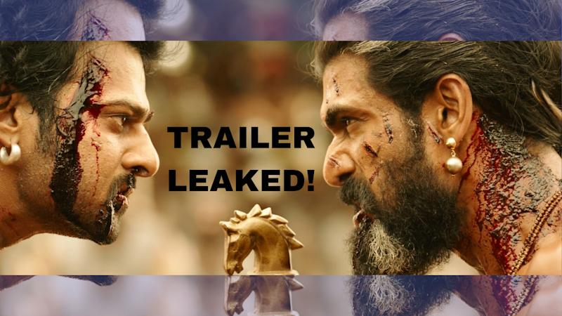 'Baahubali 2' Trailer Leak Pushed Makers to Release It In a Hurry