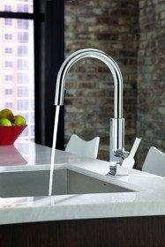 STo(TM) Kitchen Suite From Moen Features Clean, Modern Lines and Thoughtful Performance Features