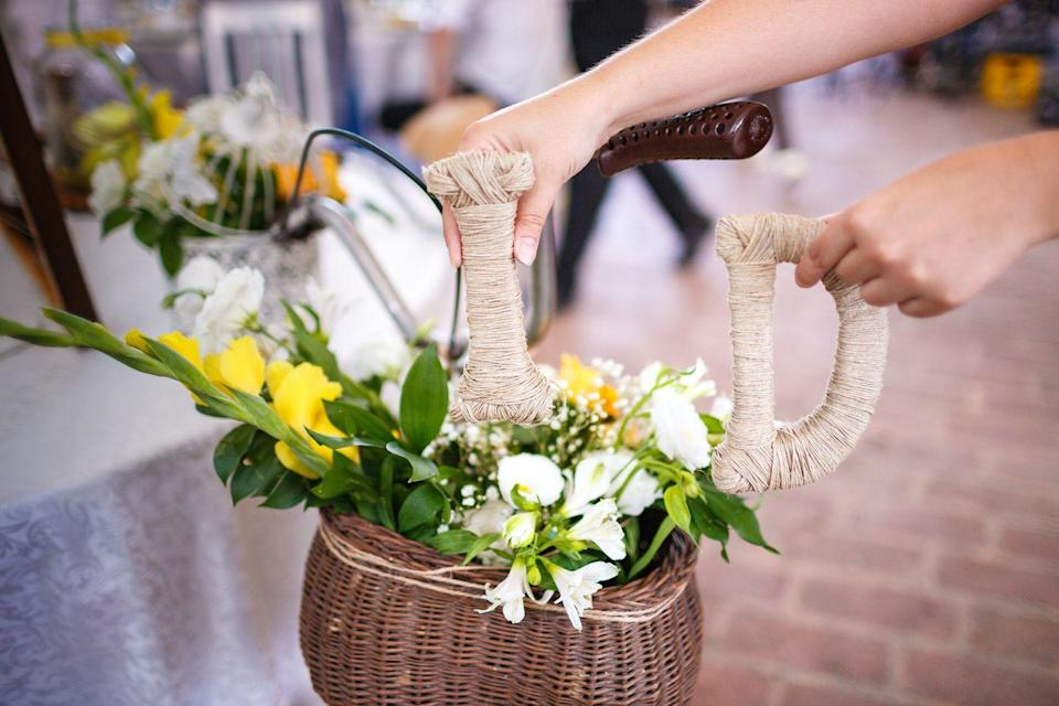 <p>Monograms hark back to a different time, and more often than not, don't feel modern in home decor today.</p>