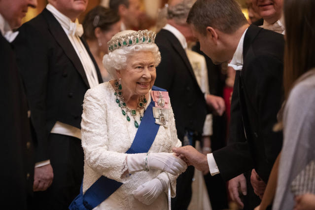 The Queen has been left in a difficult position by the scandal surrounding Prince Andrew. (Victoria Jones/PA Wire)