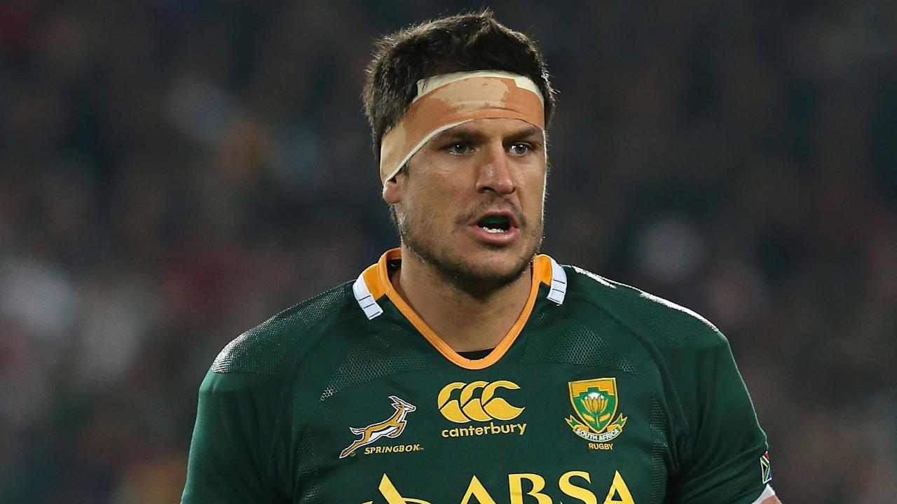Capped more than 50 times by South Africa, 32-year-old Pierre Spies has announced his retirement from rugby union.