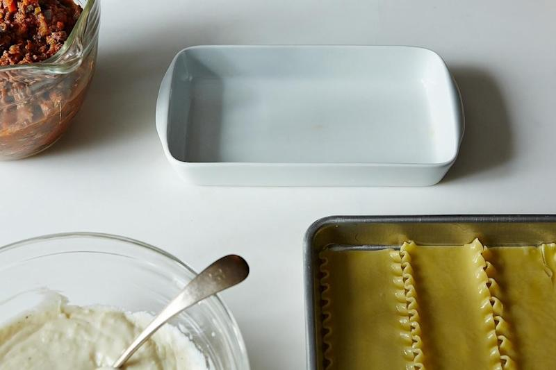 How to make lasagna without a recipe on Food52