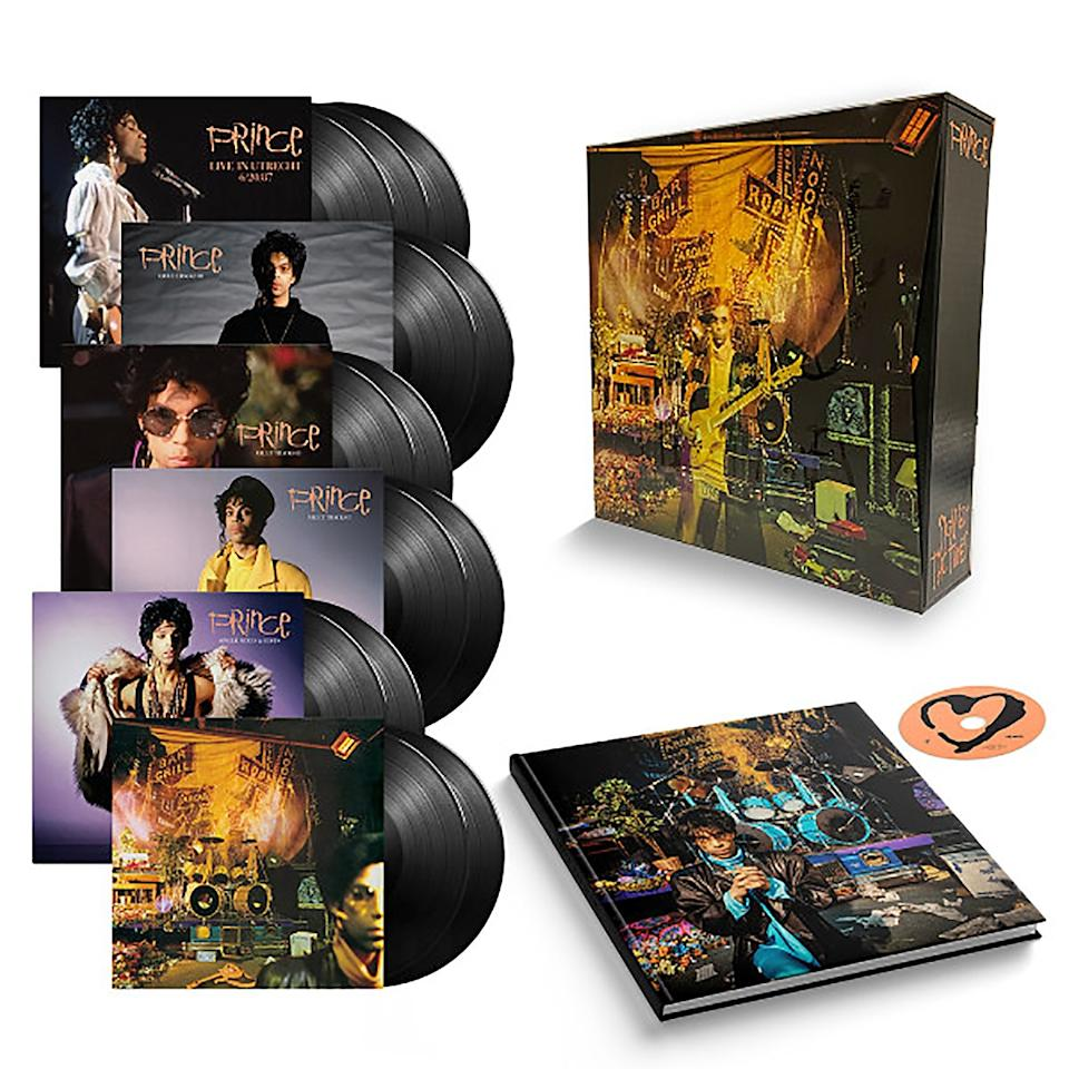 "Prince, ""Sign O' the Times (Super Deluxe Edition)."""