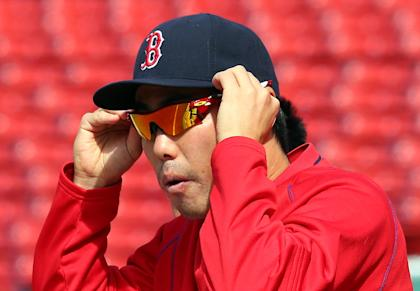 Koji Uehara's fastball now averages 86.8 mph. (Getty Images)
