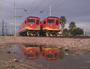 Since 2007, ongoing production and delivery of our highly reliable locomotives in South Africa marks Bombardier's commitment to the country's impressive rail modernization plan.