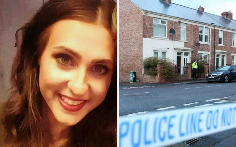 Alice Ruggles was killed in her Gateshead flat